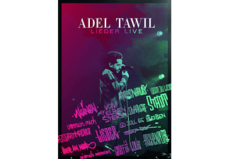 Adel Tawil - Lieder-Live - (CD + Blu-ray Disc)