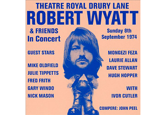 Robert Wyatt - Theatre Royal Drury Lane 8th September 1974 (CD)