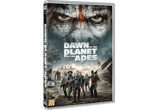 Dawn of the Planet of the Apes Action DVD