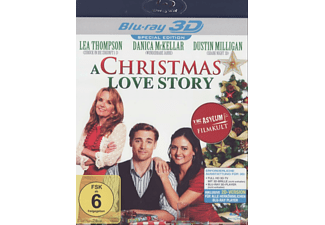 A Christmas Love Story - (3D Blu-ray)