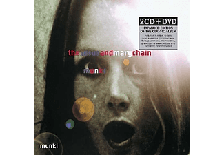 The Jesus And Mary Chain - Munki - Expanded Edition (CD + DVD)
