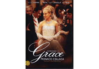 Grace - Monaco csillaga (DVD)