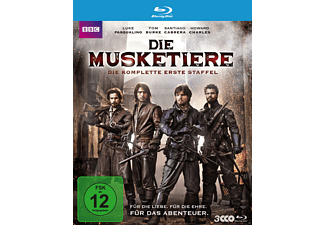 Die Musketiere - Staffel 1 - (Blu-ray)