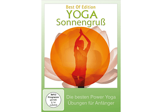 YOGA SONNENGRUSS - POWER YOGA [DVD]