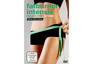 Fatburner Intensiv Fit by Ines Vogel [DVD]