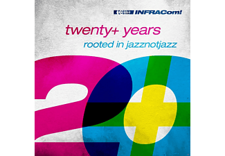 VARIOUS - INFRACom!: Twenty+ Years Rooted In Jazznotjazz - (CD)