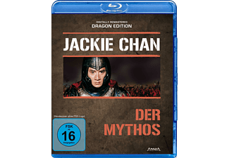 Jackie Chan - Der Mythos (Dragon Edition) - (Blu-ray)