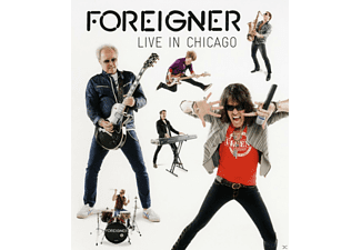 Foreigner - Live In Chicago - (Blu-ray)