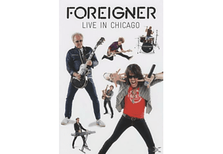 Foreigner - Live In Chicago - (DVD)