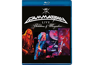 Gamma Ray - Skeletons & Majesties - Live - (Blu-ray)
