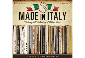 VARIOUS - Made In Italy - (CD)