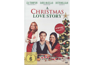 A Christmas Love Story - (DVD)