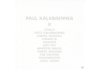 Paul Kalkbrenner - PKX (Remixalbum) [CD]