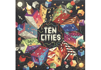 VARIOUS - Ten Cities [CD]
