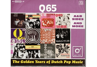 Q65 - The Golden Years Of Dutch Pop Music | CD