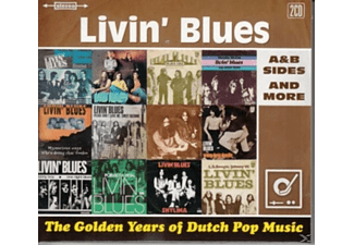 Livin' Blues - The Golden Years Of Dutch Pop Music | CD