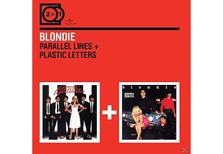 Blondie - 2 For 1: Parallel Lines/Plastic Letters - (CD)