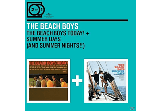 The Beach Boys - 2 For 1: The Beach Boys Today!/Summer Days [CD]