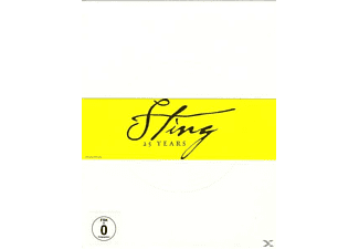 Sting - Sting: The Best Of 25 Years [CD]