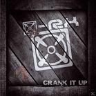 X-Rx - Crank It Up (CD) - broschei