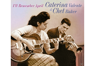 Valente & Baker - I'll Remember April - (CD)