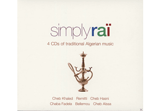 VARIOUS - Simply Rai [CD]