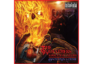 The Godfathers, Kool G Rap, Necro - The Godfathers - Once Upon A Crime - (CD)