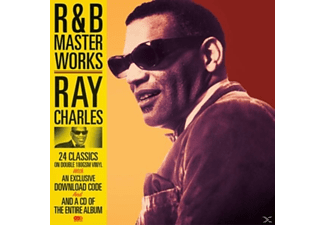 Ray Charles - R&B Master Works - (LP + Bonus-CD)