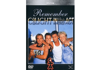 - Caught In The Act - Remember Caught In The Act - (DVD)