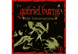 Burns Gabriel - Gabriel Burns 06: Die Totenmaschine - (CD)