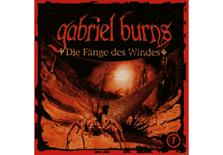 Gabriel Burns 07: Die Fänge des Windes - 1 CD - Horror