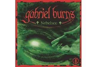 Burns Gabriel - Gabriel Burns 08: Nebelsee - (CD)