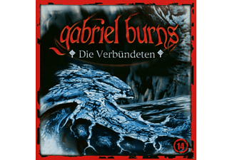 Gabriel Burns 14: Die Verbündeten - 1 CD - Horror