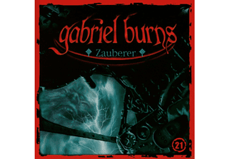 Burns Gabriel - Gabriel Burns 21: Zauberer - (CD)