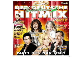VARIOUS - Der Deutsche Hitmix-Xmas Party [CD]