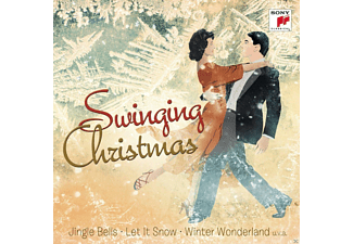 VARIOUS - Swinging Christmas - (CD)
