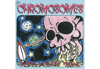 The Chromosomes - Surfing On Planet Terror - (CD)
