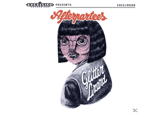 Afterpartees - Glitter Lizzard - (CD)