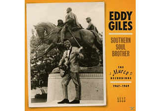 Eddie Giles - Southern Soul Brother-The Murco Recordings 1967- [CD]