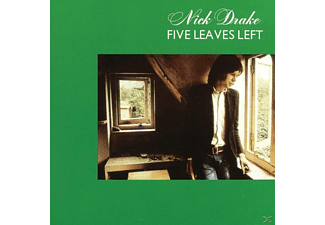 Nick Drake - Five Leaves Left (Back To Black) - (Vinyl)