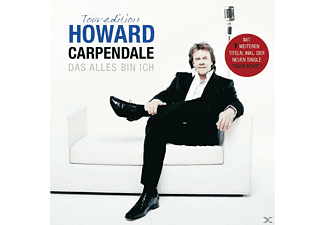 Howard Carpendale - DAS ALLES BIN ICH (TOUR EDITION) - (CD)