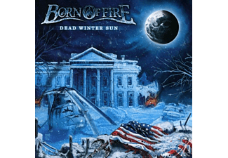 Born Of Fire - Dead Winter Sun [CD]