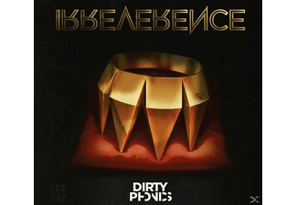 Dirtyphonics - Irreverence [CD]