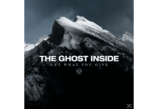 The Ghost Inside - Get What You Give - (CD)