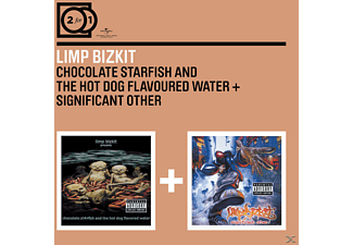 Limp Bizkit - 2FOR1 - CHOCOLATE STARFISH.../SIGNIFICANT OTHER [CD]