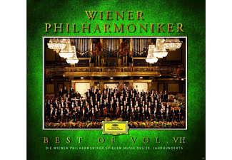 Wiener Philharmoniker - Best Of Wiener Philharmoniker Vol.7 [CD]