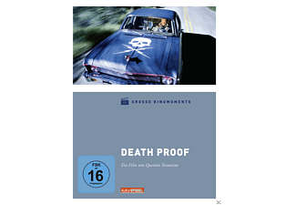 DEATH PROOF (GROSSE KINOMOMENTE 2) - (DVD)