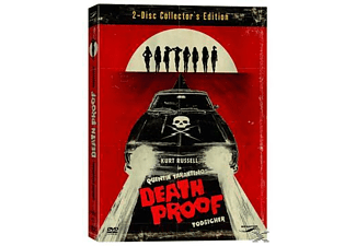 Death Proof - Todsicher - (DVD)