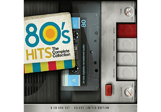 VARIOUS - 80's Hits - The Complete Collection - (CD)