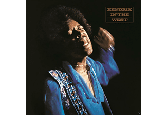 Jimi Hendrix - In The West - (Vinyl)